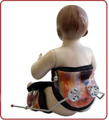 Аппарат на тазобедренные суставы с корсетом